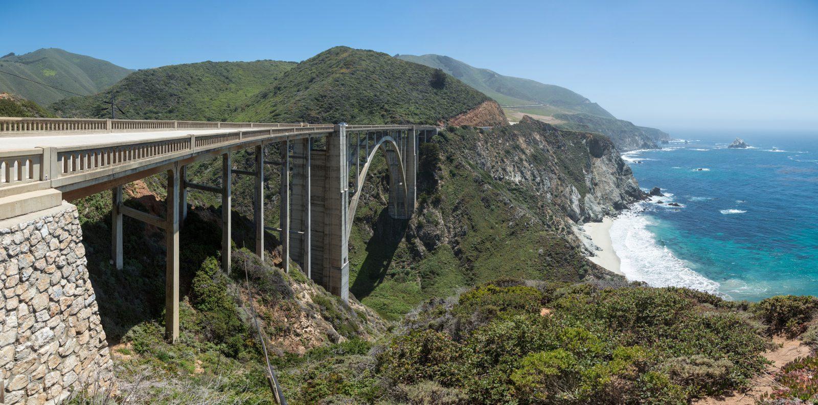 5. Pacific Coast Highway