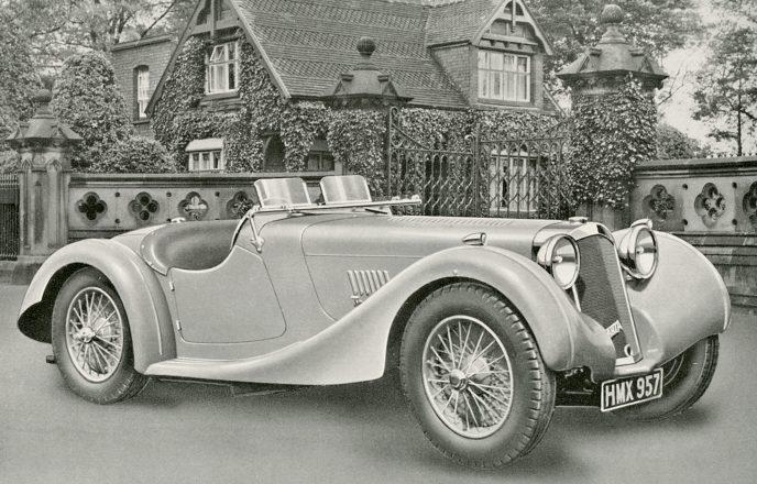 1930s cars the wonder of art deco in cars. Black Bedroom Furniture Sets. Home Design Ideas