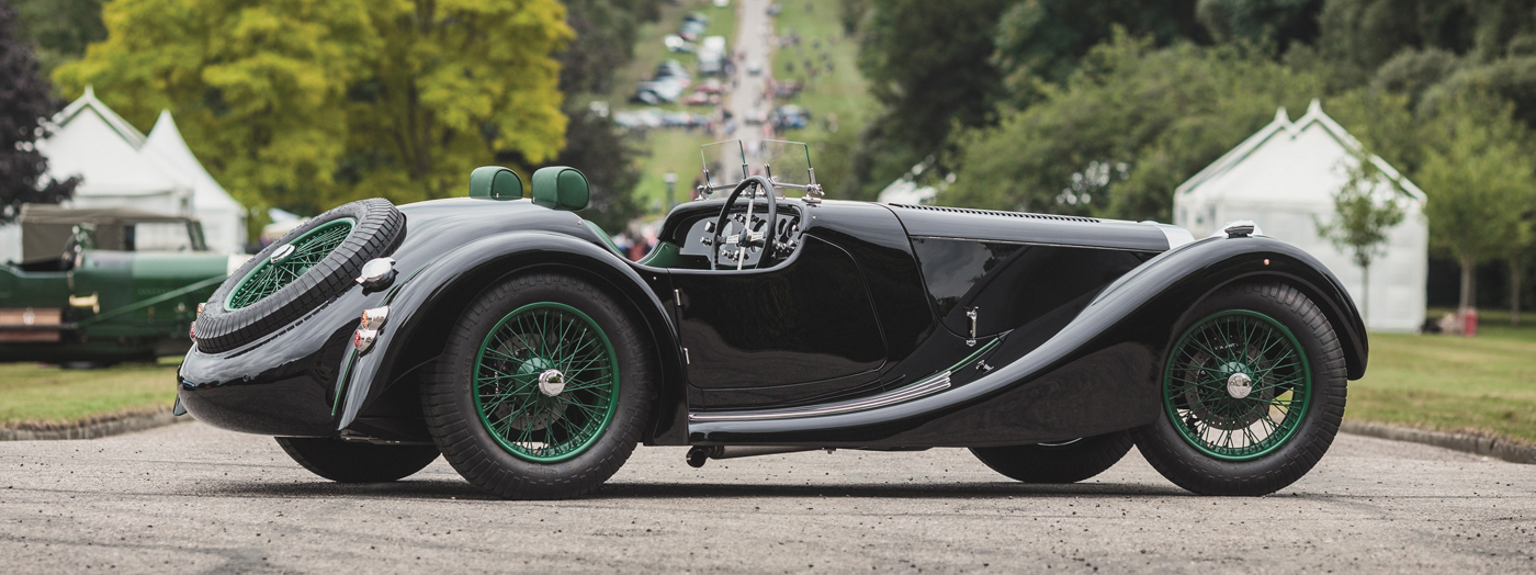 The atalanta from myth to modern british classic for Modern motors used cars