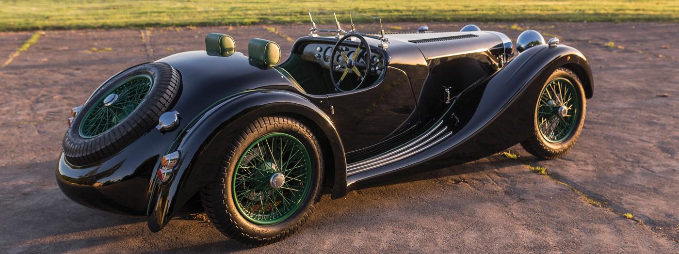 Experience a British Classic Car