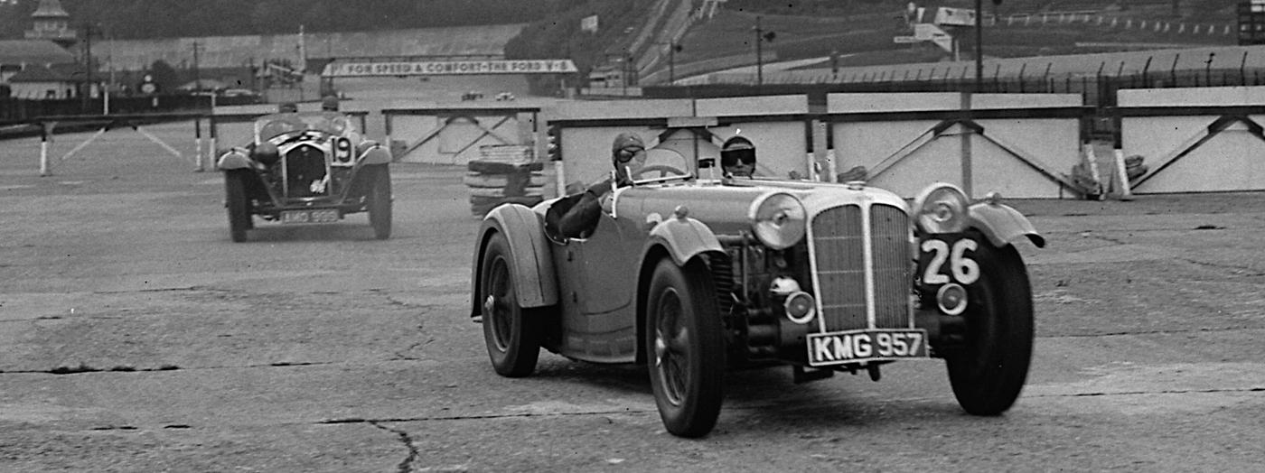 1930s classic cars