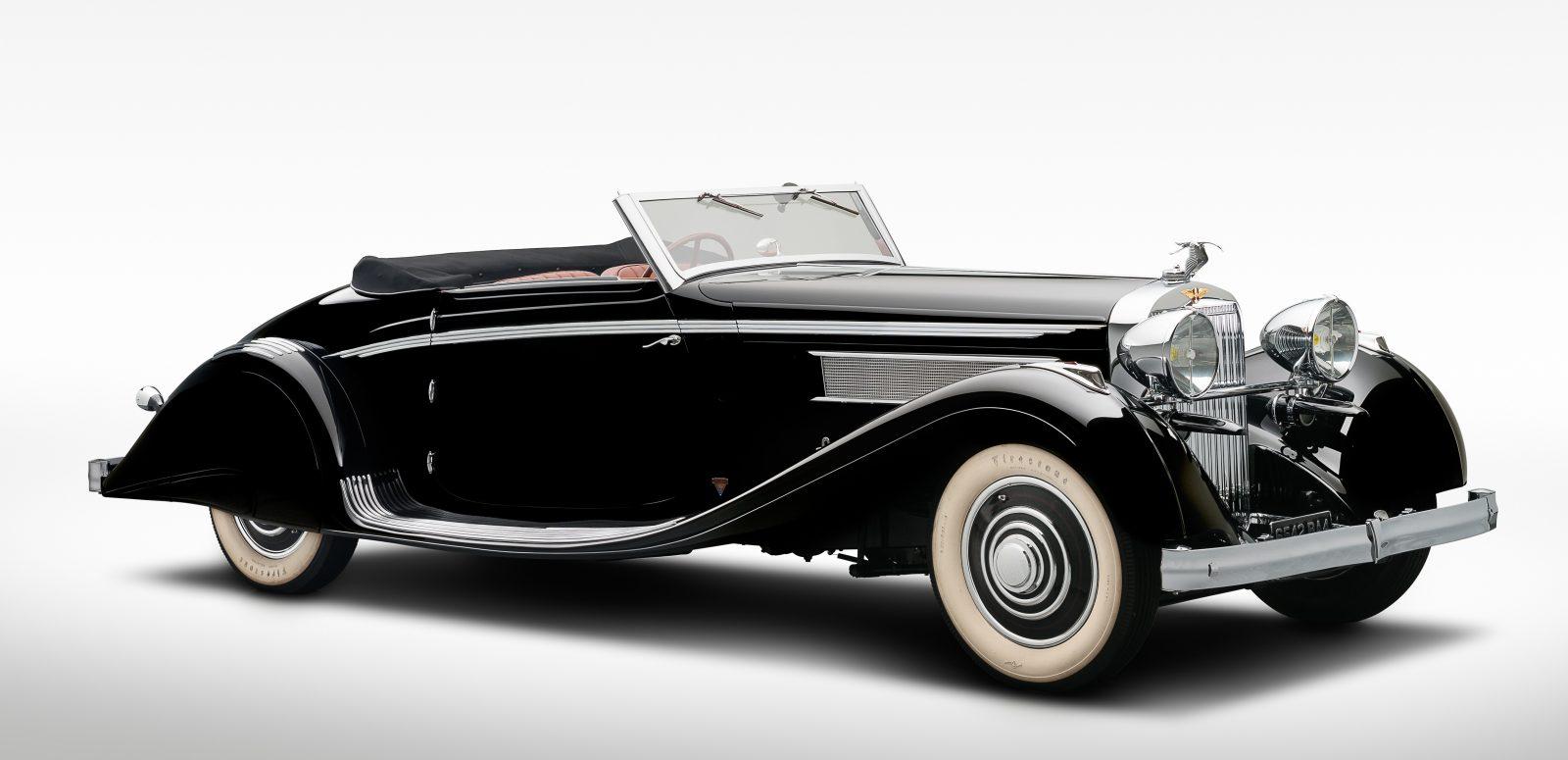Hispano Suiza Cabriolet K6