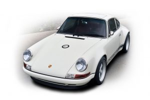 Porsche 911 Reimagined by Singer