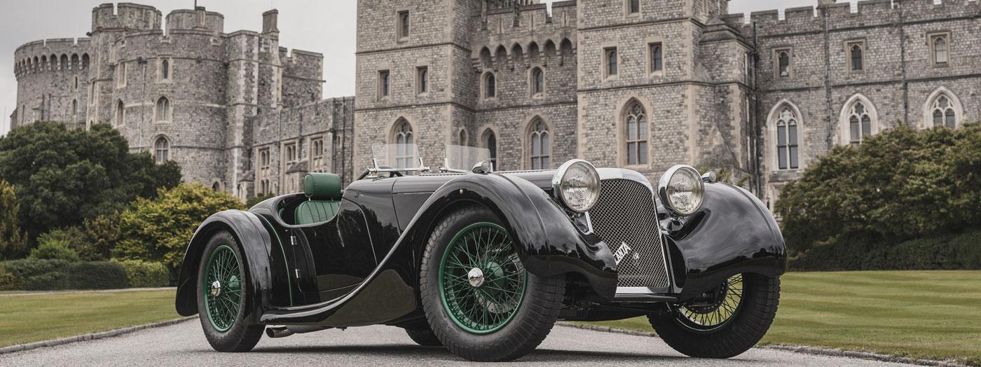 Modern Classic Cars