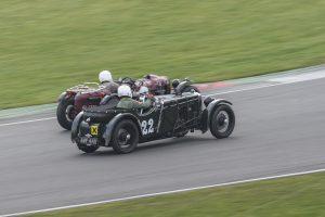 Vintage Cars Racing