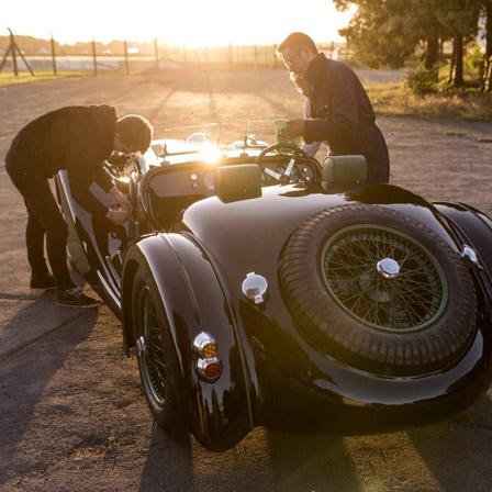 1930s British Cars